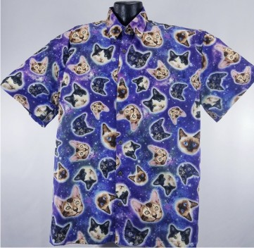 Cats Hawaiian Shirt